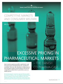 Excessive pricing in pharmaceutical markets